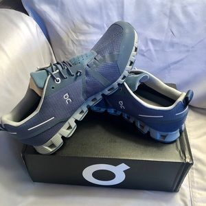 On Running Cloud Waterproof Women's Running Shoes